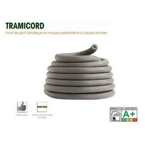 TRAMICORD Fond de joint cylindrique, rouleau 5m, diam.16 mm  TRAMICO-TR2950330000-