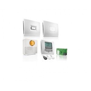 Kit Alarme Protexial IO CONNECT - PACK MAISON - Compatible TaHoma - SOMFY remplacé par SY1875169-SY1875144-