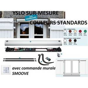 YSLO RTS Motorisation volet 2 battants sur mesure L 790 à 1800 mm+SMOOVE CST* -SY1240130_opt-